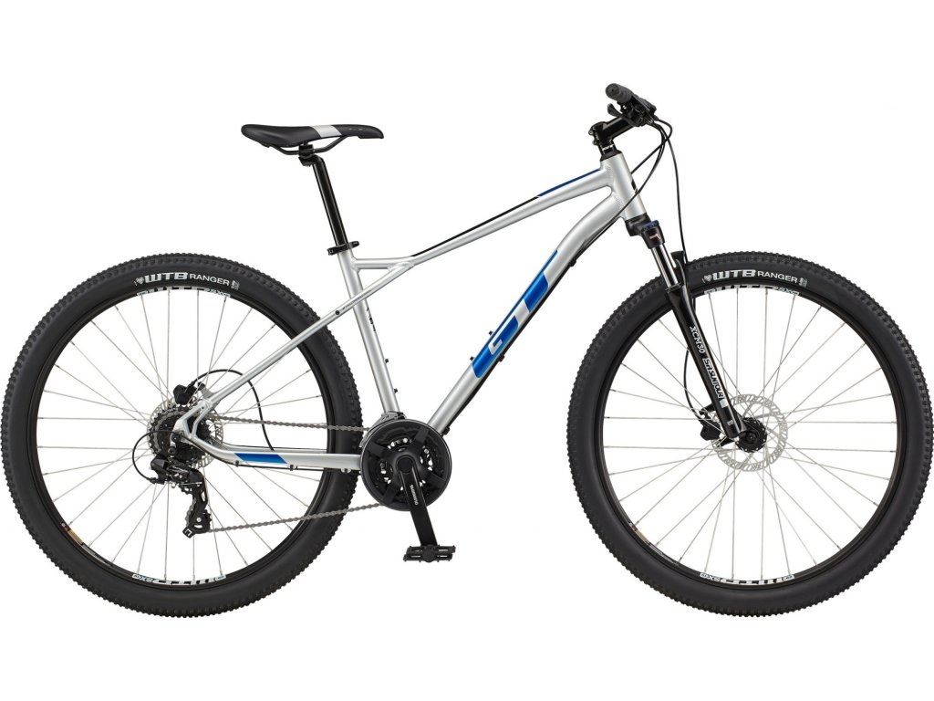 GT AGGRESSOR 29 EXPERT MICROSHIFT 2021 SILVER