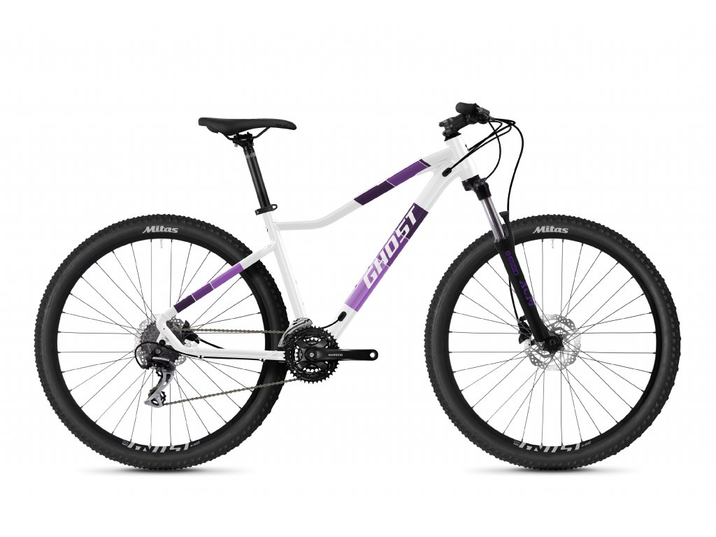 Ghost Lanao Essential 2021 Star White Purple 27,5""