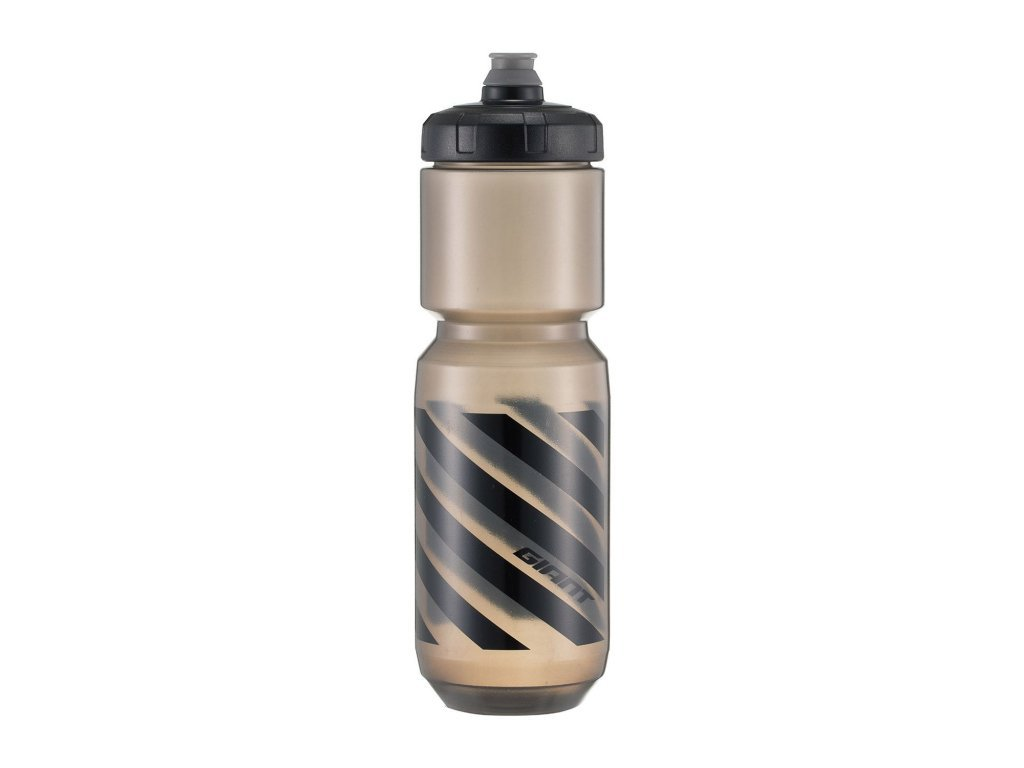 GIANT DOUBLESPRING 600ML TRANSP BLACK 7
