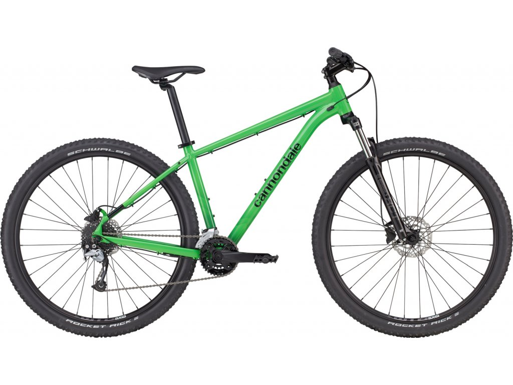 CANNONDALE TRAIL 7 GREEN