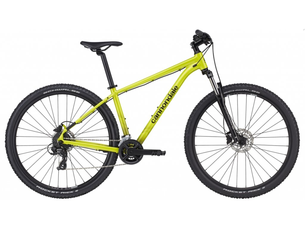 """Cannondale Trail 8 2021 Highlighter 29"""""""
