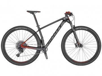 SCOTT SCALE 940 BLACK RED 1