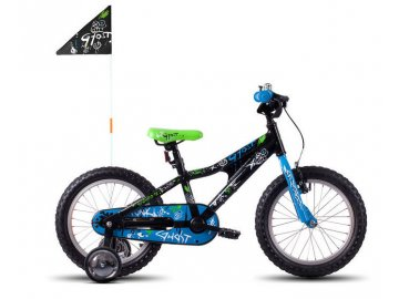 GHOST POWERKID 16 BLACK BLUE 2
