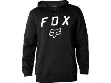 FOX LEGACY MOTH BLACK MIKINA