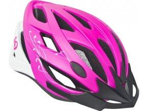 Kellys Diva pink-white M/L