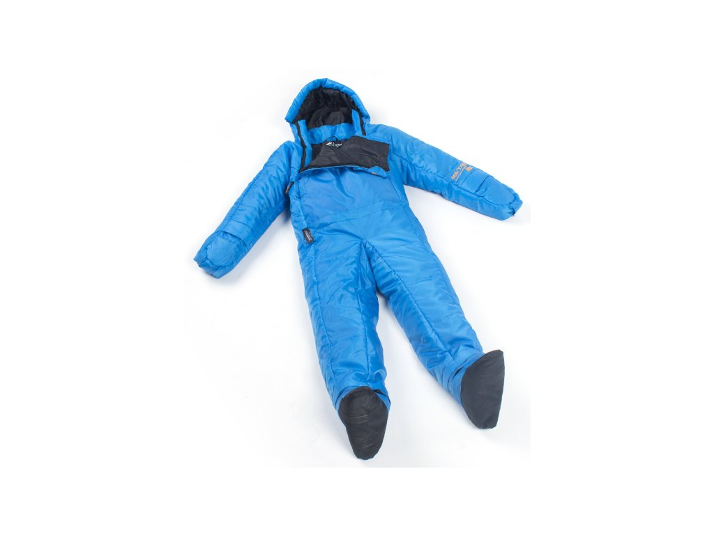 Selk'bag Kids 5G Blue Fun  dětský spací pytel
