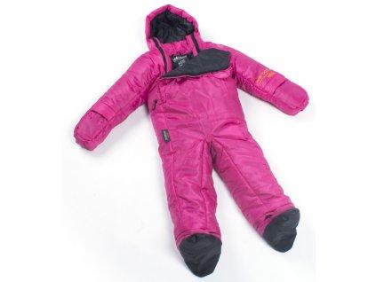 Selk'bag Kids 5G Pink Fiesta  dětský spací pytel