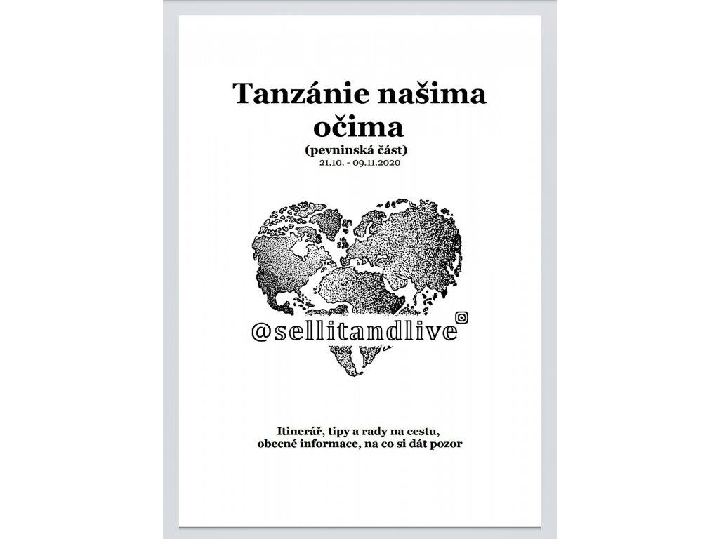 Tanzánie našima očima (pevninská část)