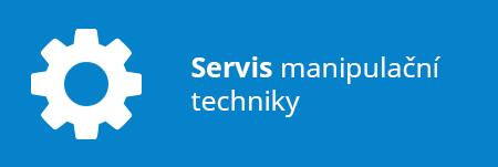 Servis manipulační techniky