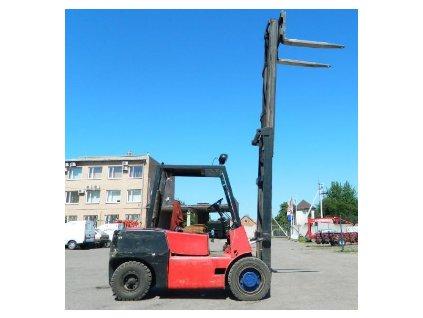 Balkancar 2.5t DV 1786.33  vysokozdvižný vozík