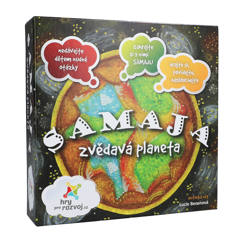 SAMAJA - desková hra