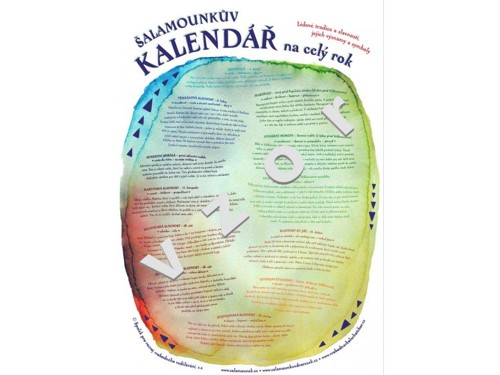 Šalamounkův kalendář