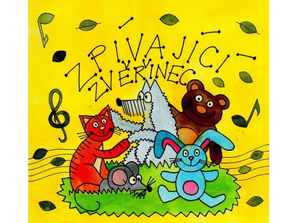 CD Zpívající zvěřinec
