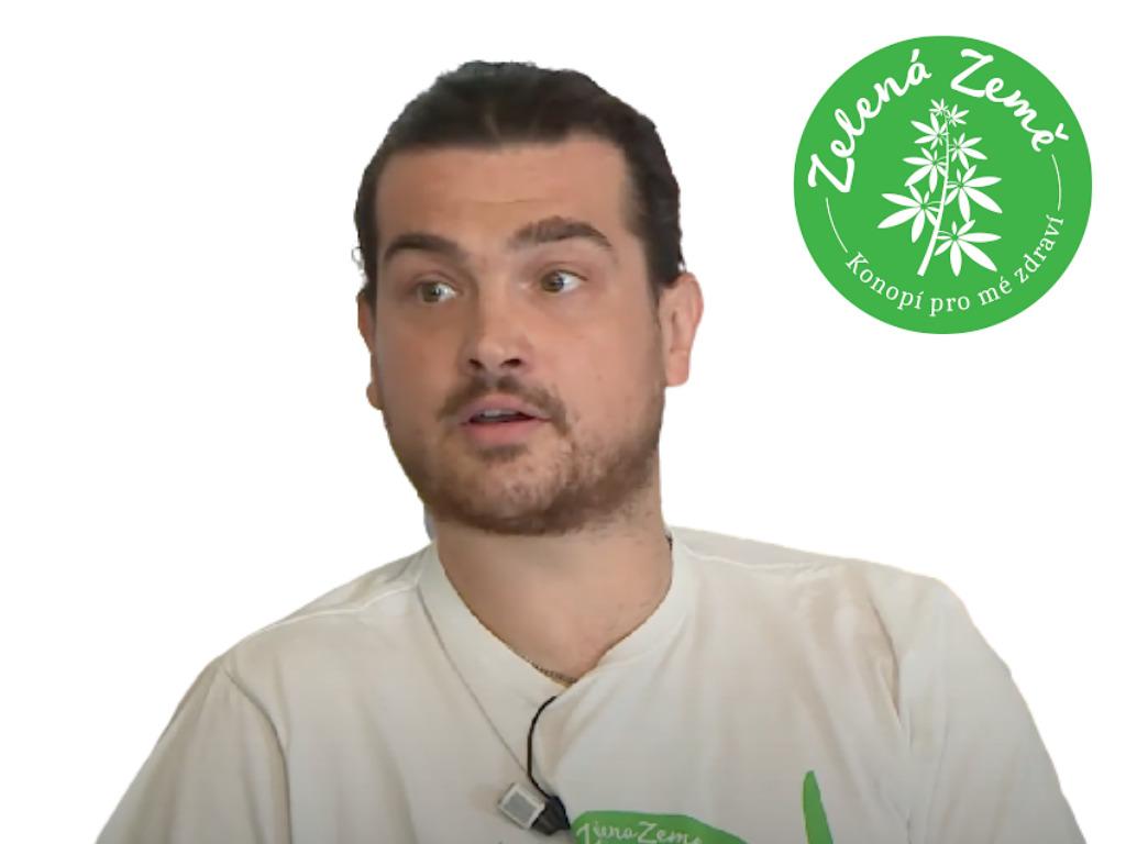 Televizní reportáž: Co je vlastně CBD? Zelená Země