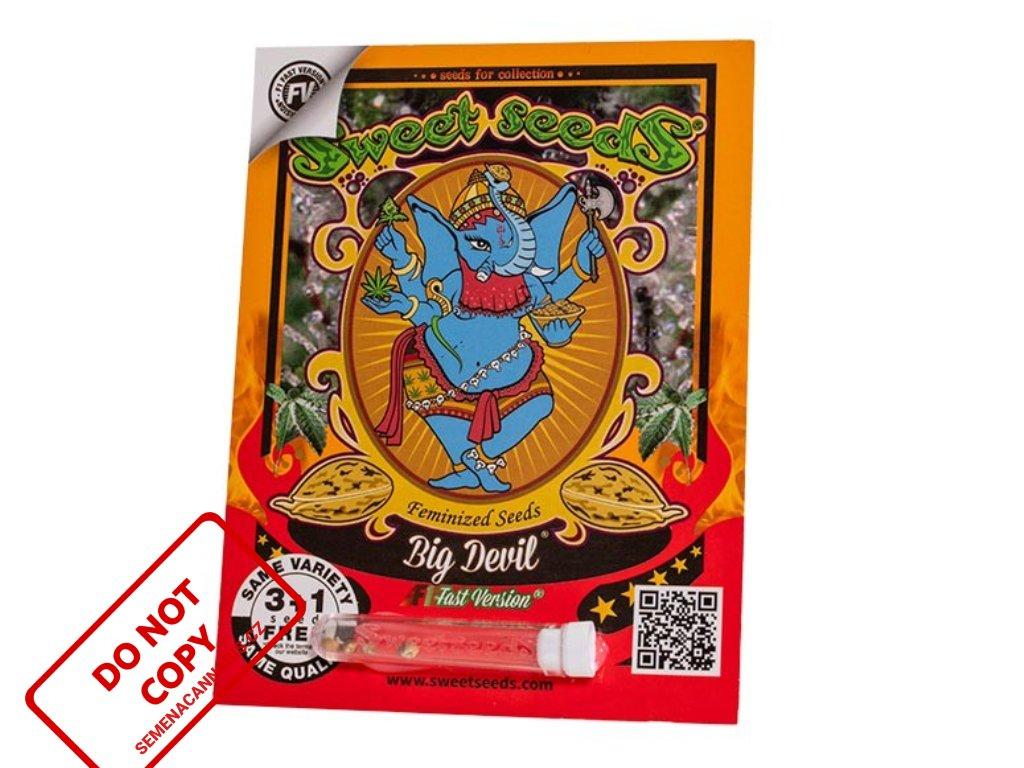 Big Devil F1 Fast Version® | Sweet Seeds