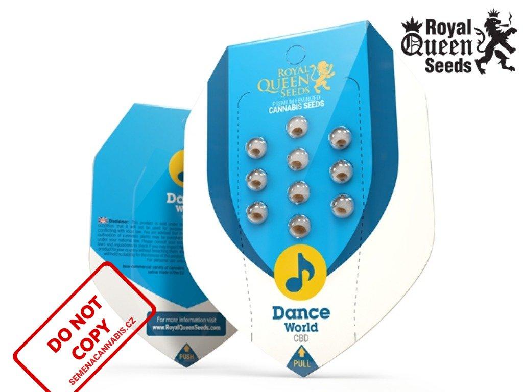CBD Dance World | Royal Queen seeds