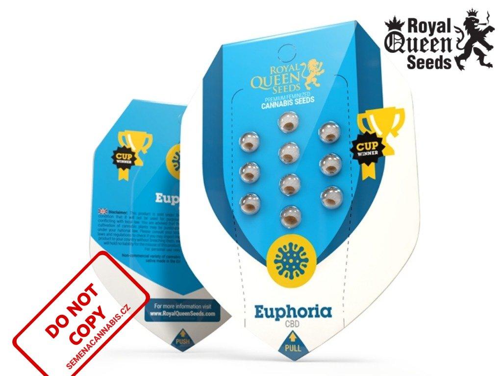 CBD Euphoria | Royal Queen seeds