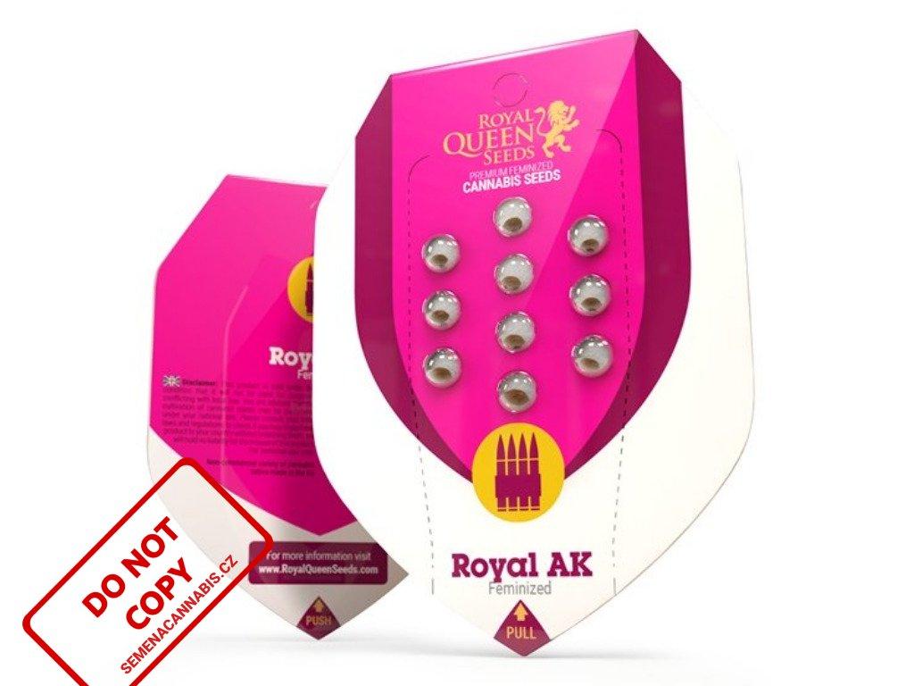 Royal AK | Royal Queen Seeds