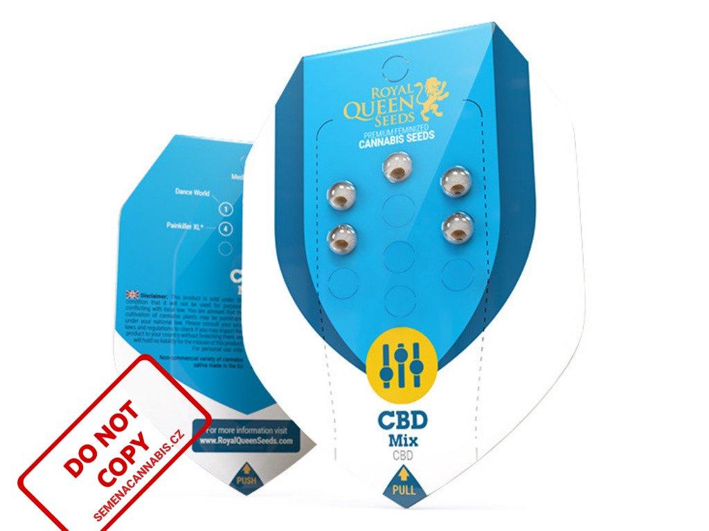 CBD Medical Mix   Royal Queen Seeds