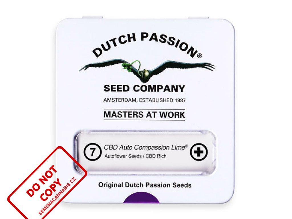 CBD AUTO Compassion Lime   Dutch Passion