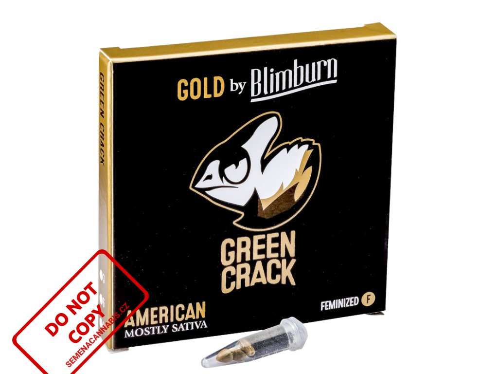 Green Crack   Blimburn Seeds