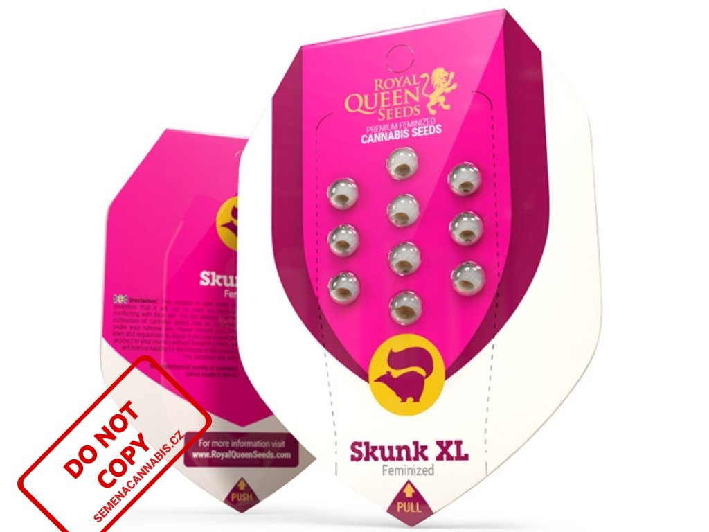 Skunk XL | Royal Queen Seeds
