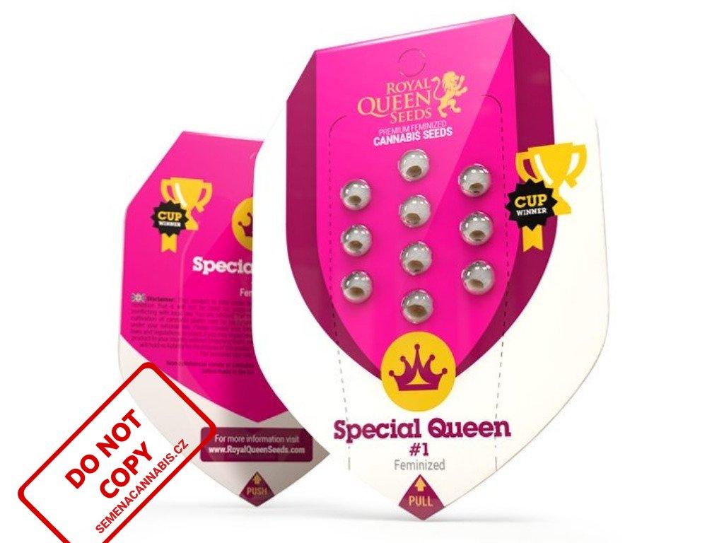 Special Queen # 1 | Royal Queen Seeds