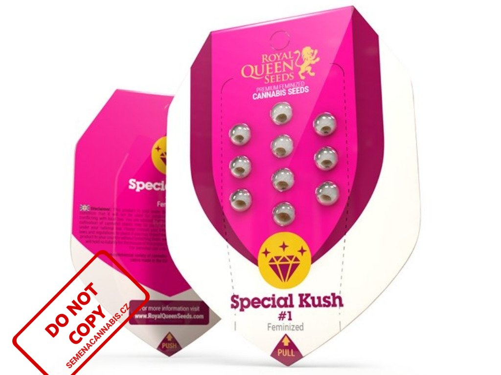 Special Kush | Royal Queen Seeds