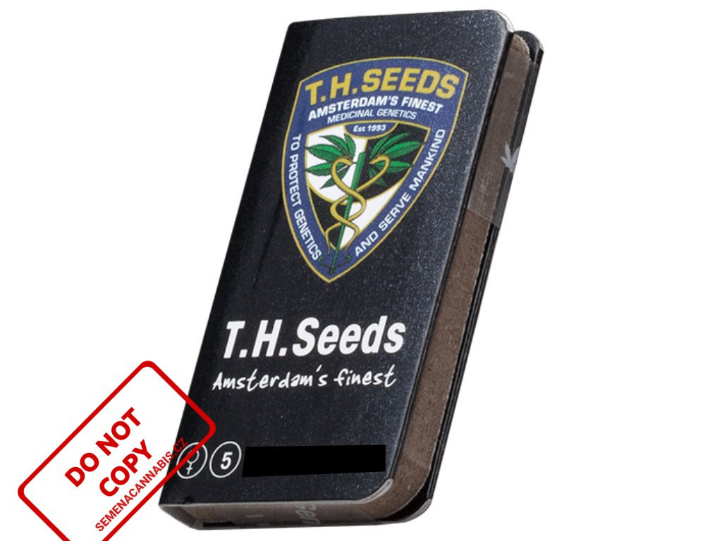 Critical HOG   T.H. Seeds ((Ks) Feminized 10 + 1 Zdarma)