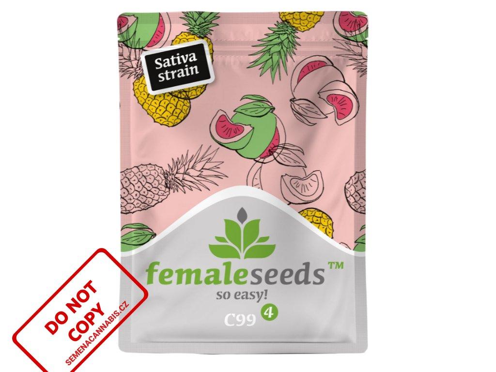 C99 | Female Seeds