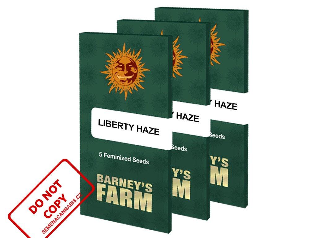 Liberty Haze | Barneys Farm