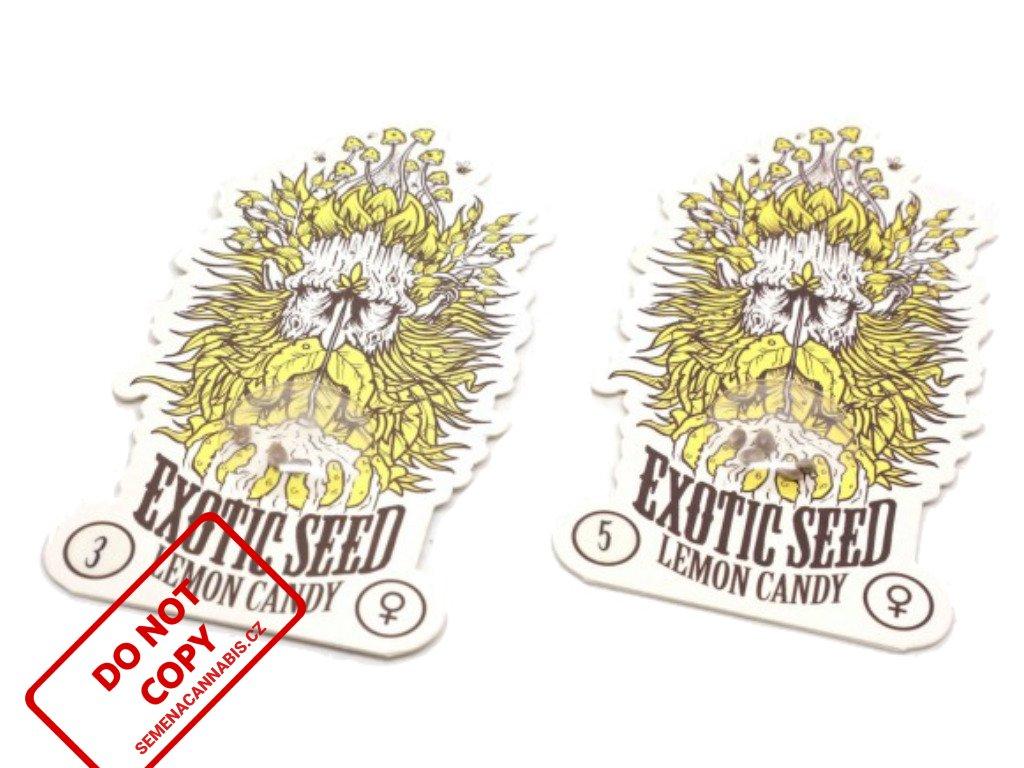 Lemon Candy | Exotic Seeds