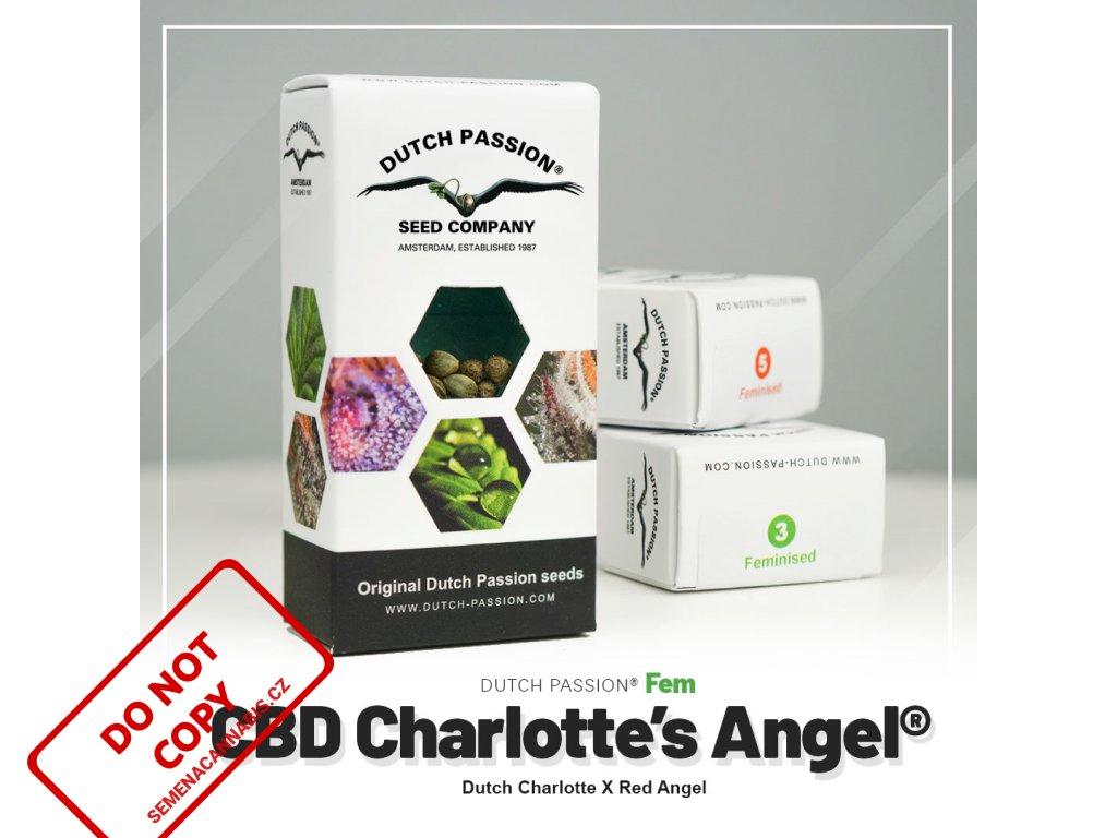 CBD Charlotte's Angel® | Dutch Passion