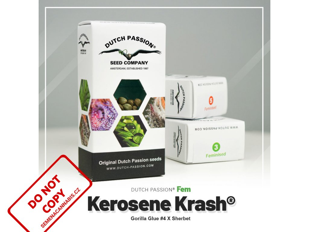 Kerosene Krash®   Dutch Passion