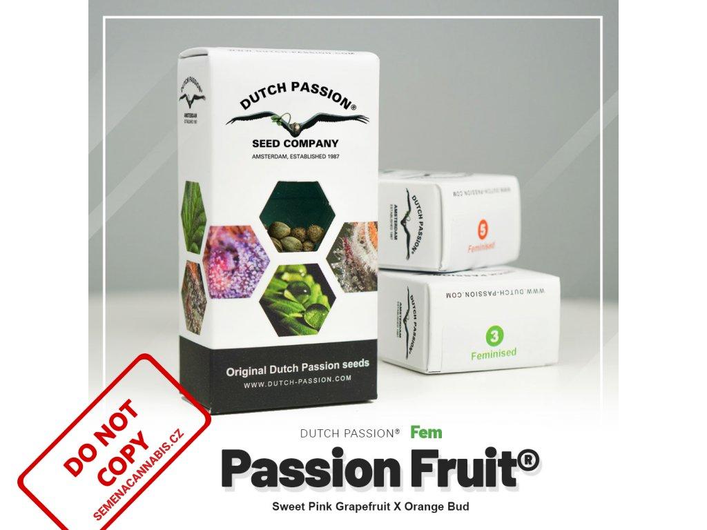 Passion Fruit® | Dutch Passion