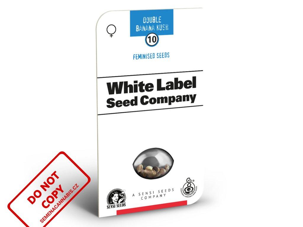 Double Banana - American Line - White Label   Sensi Seeds