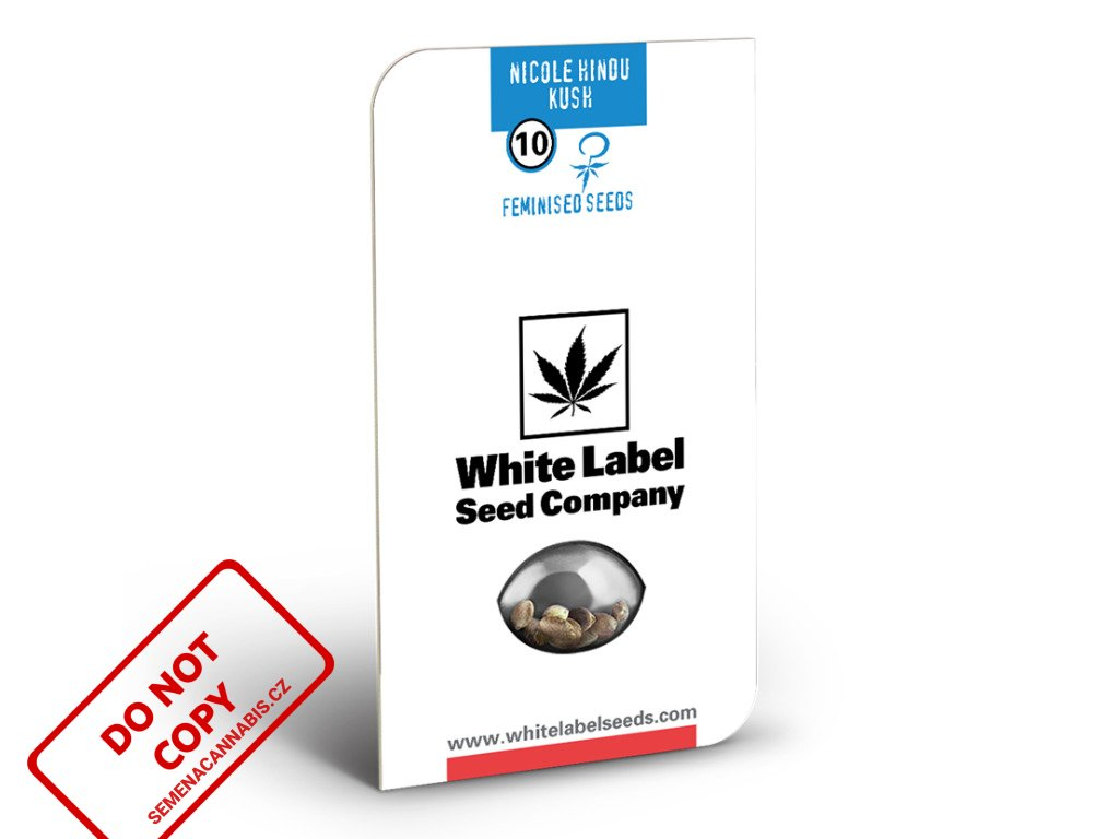 Nicole Hindu Kush - American Line - White Label | Sensi Seeds