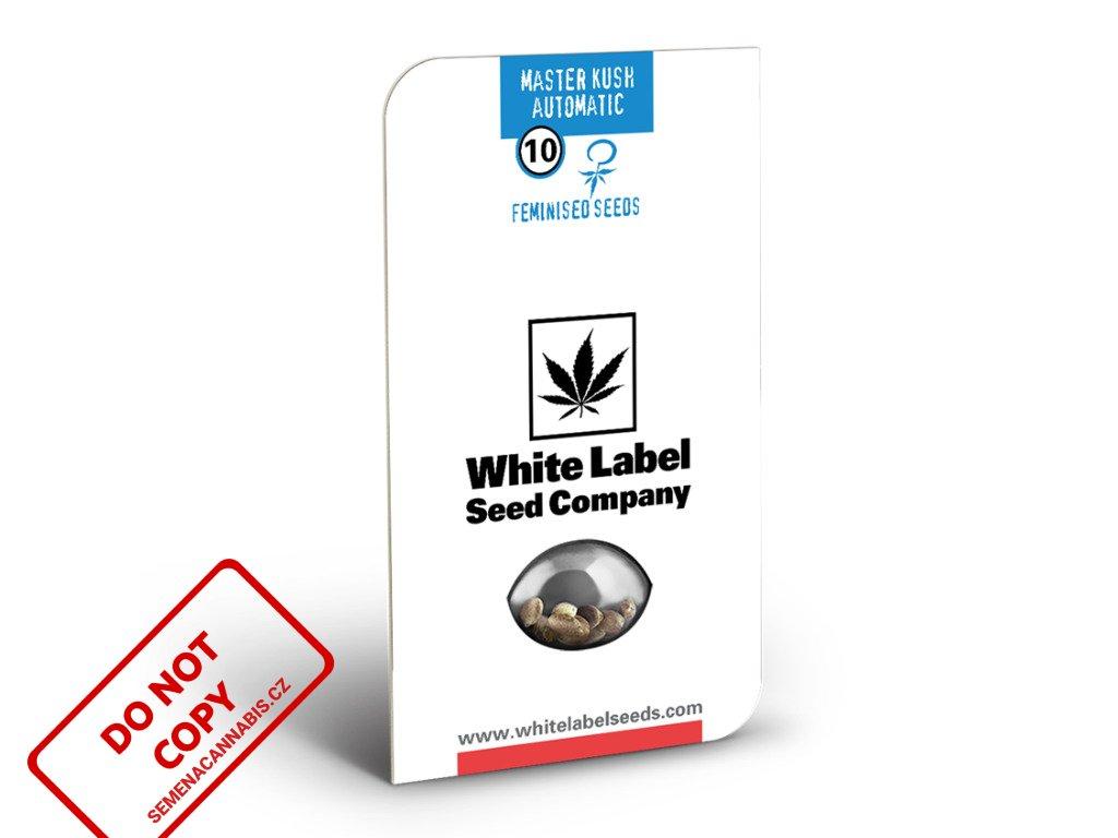 Master Kush Automatic - White Label | Sensi Seeds