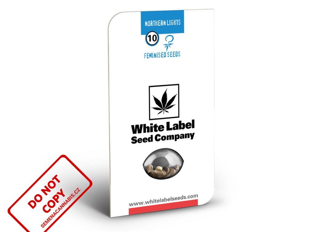 Northern Lights - White Label   Sensi Seeds