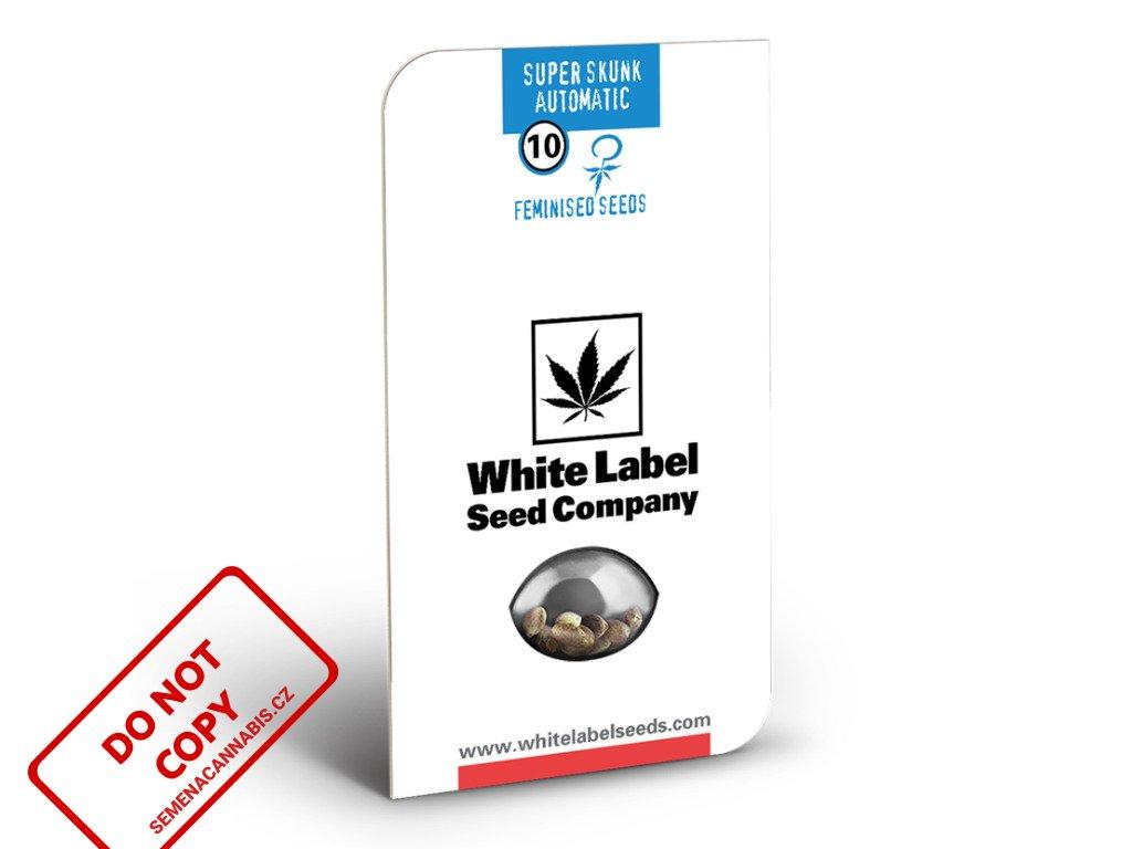 Super Skunk AUTO - White Label   Sensi Seeds