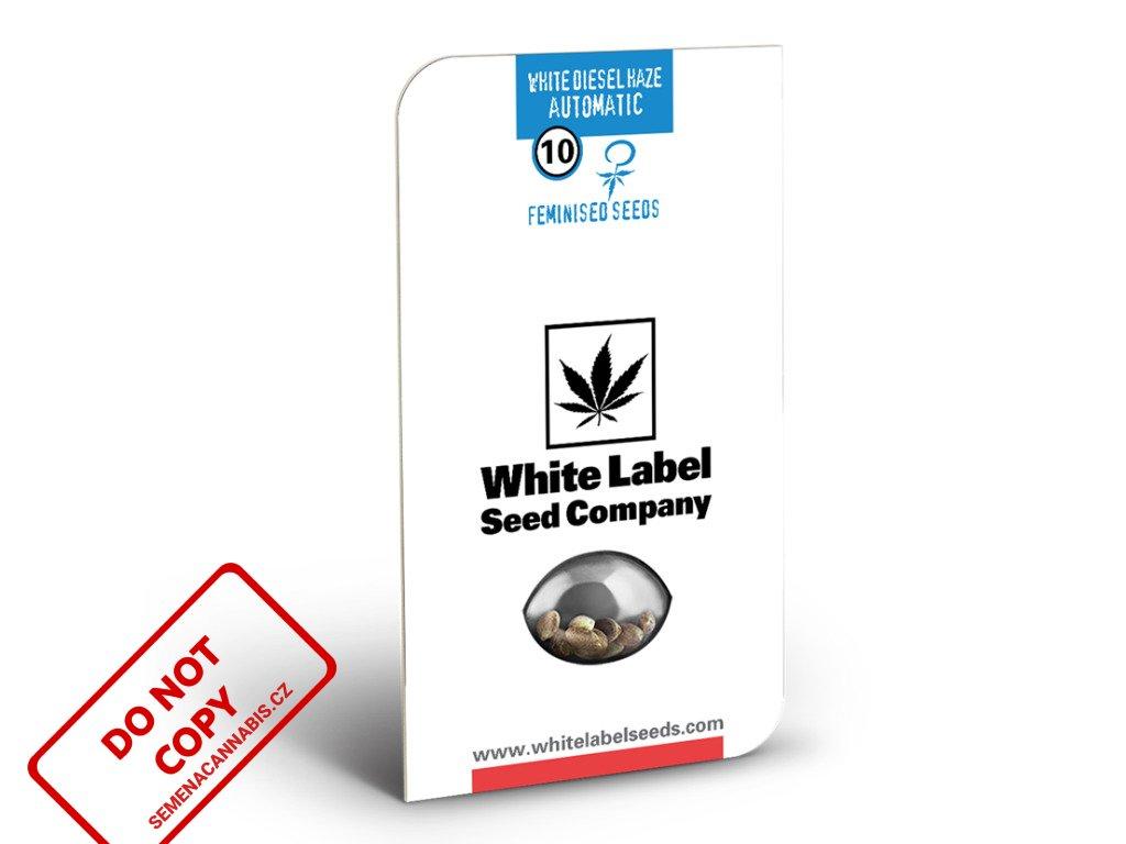 White Diesel Haze AUTO - White Label | Sensi Seeds