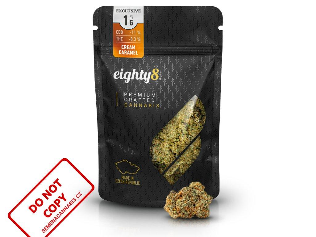 CBD Cream Caramel EXCLUSIVE | eighty8