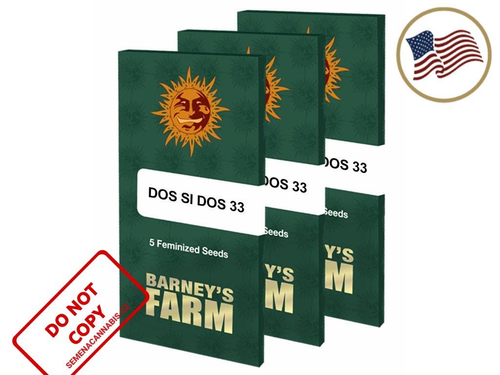 Dos Si Dos 33™   Barneys Farm