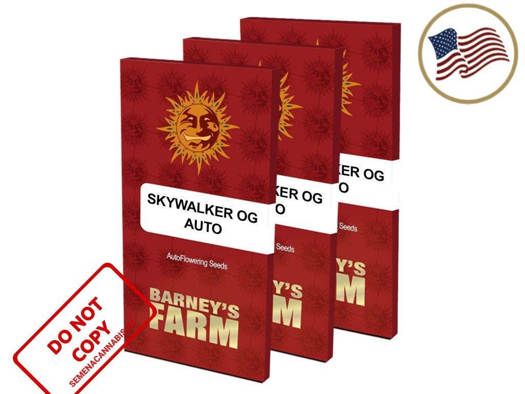 Skywalker OG AUTO™ | Barneys Farm