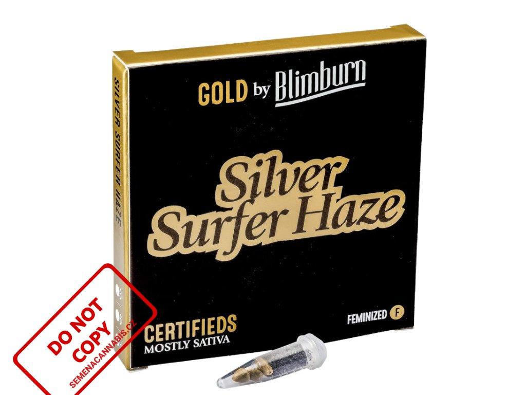 Silver Surfer Haze   Blimburn Seeds