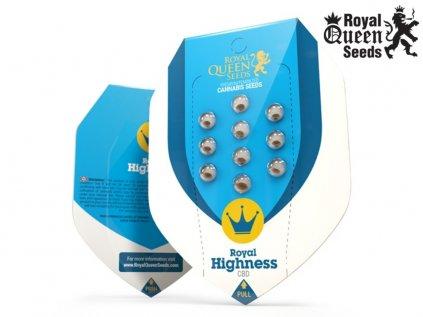 CBD Royal Highness | Royal Queen seeds