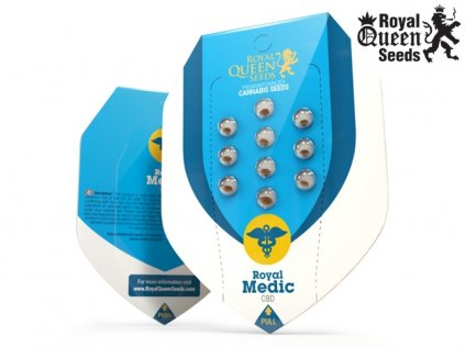 CBD Royal Medic | Royal Queen seeds