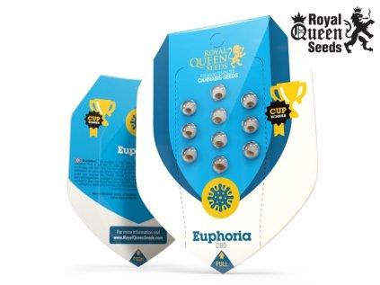 CBD Euphoria   Royal Queen seeds