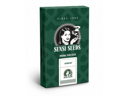 Outdoor mix | Sensi Seeds