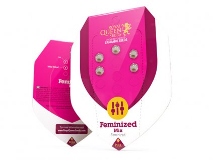 Feminized Mix | Royal Queen Seeds